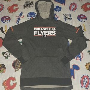 Philadelphia Flyers Adidas Jersey Hoodie Authentic